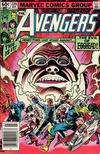 Cover Thumbnail for The Avengers (1963 series) #229 [Newsstand Edition]