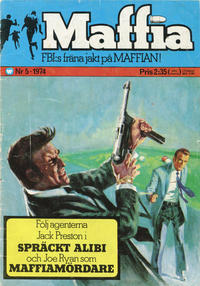 Cover Thumbnail for Maffia (Williams Förlags AB, 1974 series) #5/1974