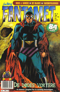 Cover Thumbnail for Fantomet (Bonnier Publications / Semic, 1995 series) #19/1996