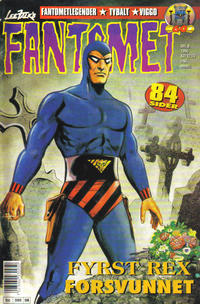 Cover for Fantomet (1995 series) #8/1996