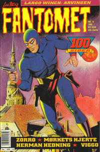 Cover Thumbnail for Fantomet (Semic, 1976 series) #14/1995