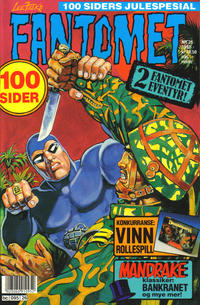 Cover Thumbnail for Fantomet (Semic, 1976 series) #26/1992