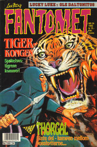 Cover Thumbnail for Fantomet (Semic, 1976 series) #24/1993