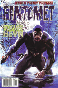 Cover Thumbnail for Fantomet (Egmont Serieforlaget, 1998 series) #24/2002
