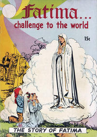 Cover for Fatima...Challenge to the World (1951 series) #[nn]