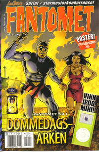 Cover Thumbnail for Fantomet (Egmont Serieforlaget, 1998 series) #1/2005