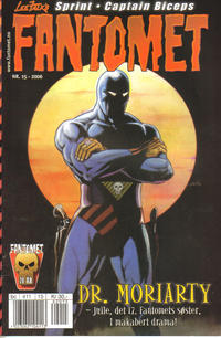 Cover for Fantomet (Egmont Serieforlaget, 1998 series) #15/2006