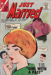 Cover Thumbnail for Just Married (Charlton, 1958 series) #35