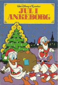 Cover Thumbnail for Walt Disney's klassiker: Jul i Ankeborg (Hemmets Journal, 1979 series) #[nn] [5/1979]