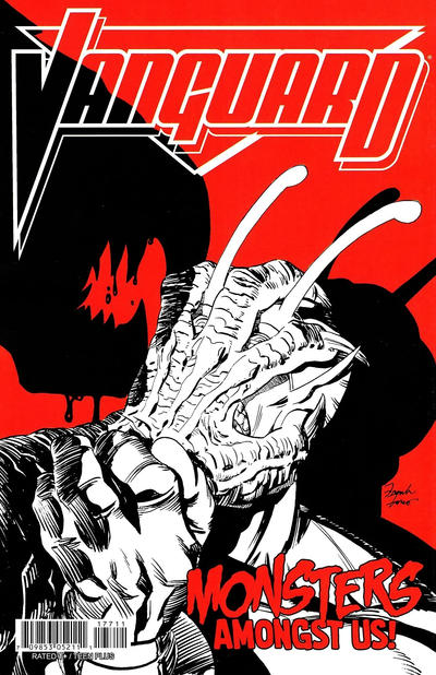 Cover for Savage Dragon (1993 series) #177