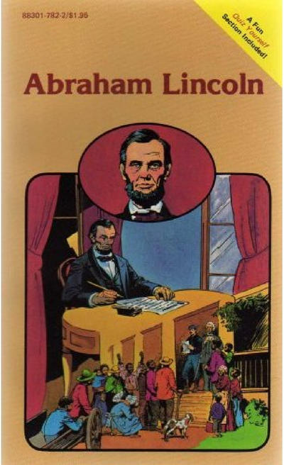 Cover for Abraham Lincoln (Academic Industries, 1984 series) #B11