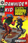 Cover for Rawhide Kid (Editions Héritage, 1970 series) #6