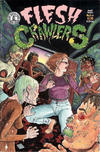 Cover for Flesh Crawlers (Kitchen Sink Press, 1993 series) #3