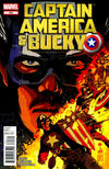 Cover for Captain America and Bucky (Marvel, 2011 series) #625 [direct edition]