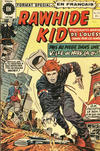 Cover for Rawhide Kid (Editions Héritage, 1970 series) #33