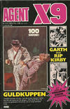 Cover for Agent X9 (Semic, 1971 series) #13/1980