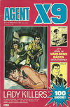 Cover for Agent X9 (Semic, 1971 series) #11/1981