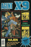 Cover for Agent X9 (Semic, 1971 series) #11/1989