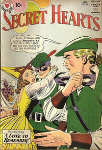 Cover Thumbnail for Secret Hearts (DC, 1949 series) #68