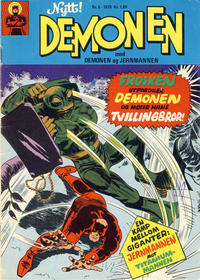 Cover Thumbnail for Demonen (Se-Bladene - Stabenfeldt, 1969 series) #6/1970