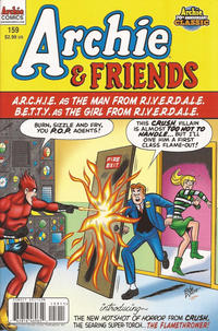 Cover Thumbnail for Archie & Friends (Archie, 1992 series) #159