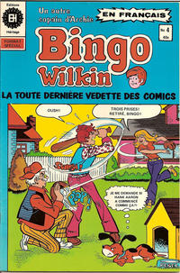 Cover Thumbnail for Bingo Wilkin (Editions Héritage, 1977 series) #4