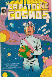 Cover Thumbnail for Capitaine Cosmos (Editions Héritage, 1980 series) #1