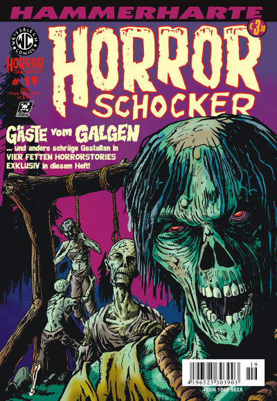 Cover for Horrorschocker (2004 series) #19