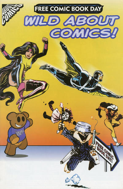 Cover for Wild About Comics (About Comics, 2004 series) #1