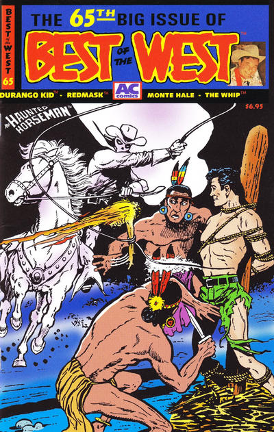 Cover for Best of the West (AC, 1998 series) #65