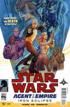 Cover Thumbnail for Star Wars: Agent of the Empire - Iron Eclipse (2011 series) #2