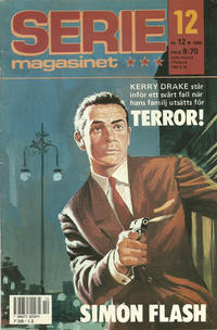 Cover Thumbnail for Seriemagasinet (Semic, 1970 series) #12/1988