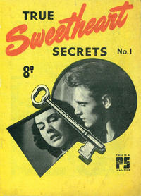 Cover Thumbnail for True Sweetheart Secrets (Cleland, 1950 ? series) #1