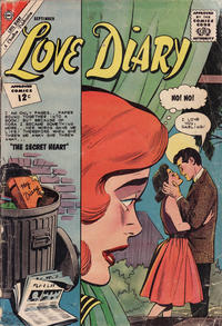 Cover Thumbnail for Love Diary (Charlton, 1958 series) #23