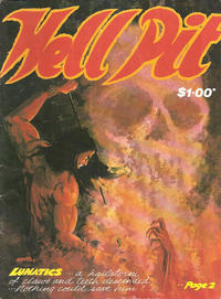 Cover Thumbnail for Hell Pit (Gredown, 1984 ? series) #[nn]