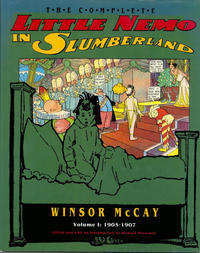 Cover Thumbnail for The Complete Little Nemo in Slumberland (Fantagraphics, 1989 series) #1 - 1905-1907