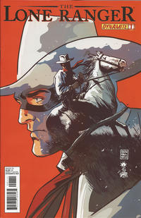 Cover Thumbnail for The Lone Ranger (Dynamite Entertainment, 2012 series) #1
