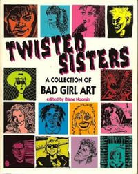Cover for Twisted Sisters: A Collection of Bad Girl Art (Penguin, 1991 series) #[nn]