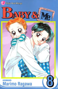 Cover Thumbnail for Baby & Me (Viz, 2006 series) #8