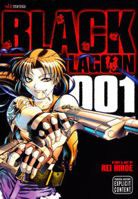 Cover Thumbnail for Black Lagoon (Viz, 2008 series) #1