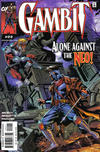 Cover for Gambit (Marvel, 1999 series) #22 [Direct Edition]