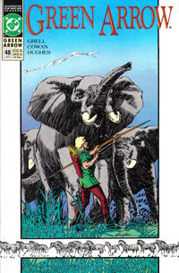 Cover Thumbnail for Green Arrow (DC, 1988 series) #48