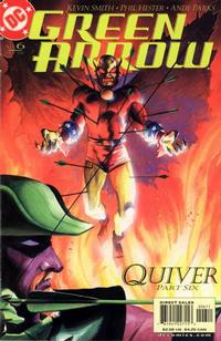 Cover Thumbnail for Green Arrow (DC, 2001 series) #6