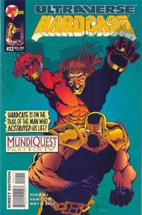 Cover Thumbnail for Hardcase (Malibu, 1993 series) #22