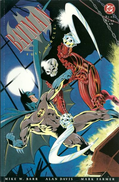 Cover for Batman: Full Circle (1991 series) #[nn]
