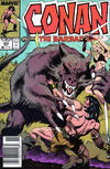 Cover Thumbnail for Conan the Barbarian (1970 series) #224 [Newsstand Edition]