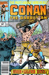 Cover Thumbnail for Conan the Barbarian (1970 series) #238 [Newsstand Edition]
