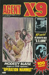 Cover for Agent X9 (Semic, 1971 series) #3/1985