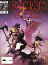 Cover Thumbnail for Conan Saga (1987 series) #28 [Direct Edition]