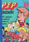 Cover for Pep Parade (Amsterdam Boek, 1972 series) #10